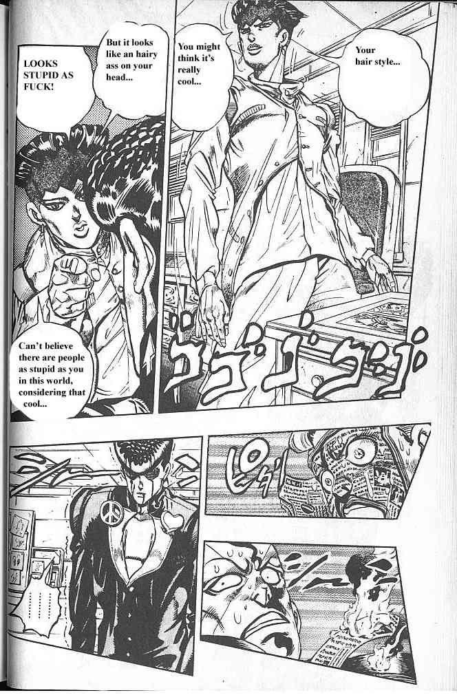 JoJo's Bizarre Adventure 324 Page 3