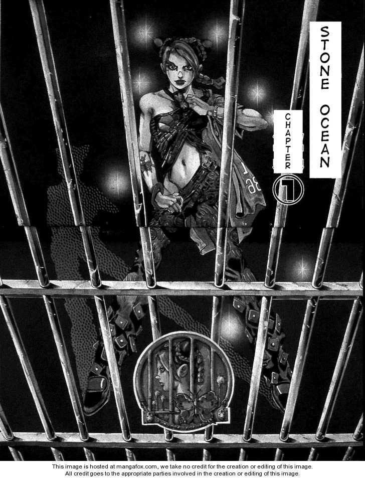 JoJo's Bizarre Adventure 595 Page 4