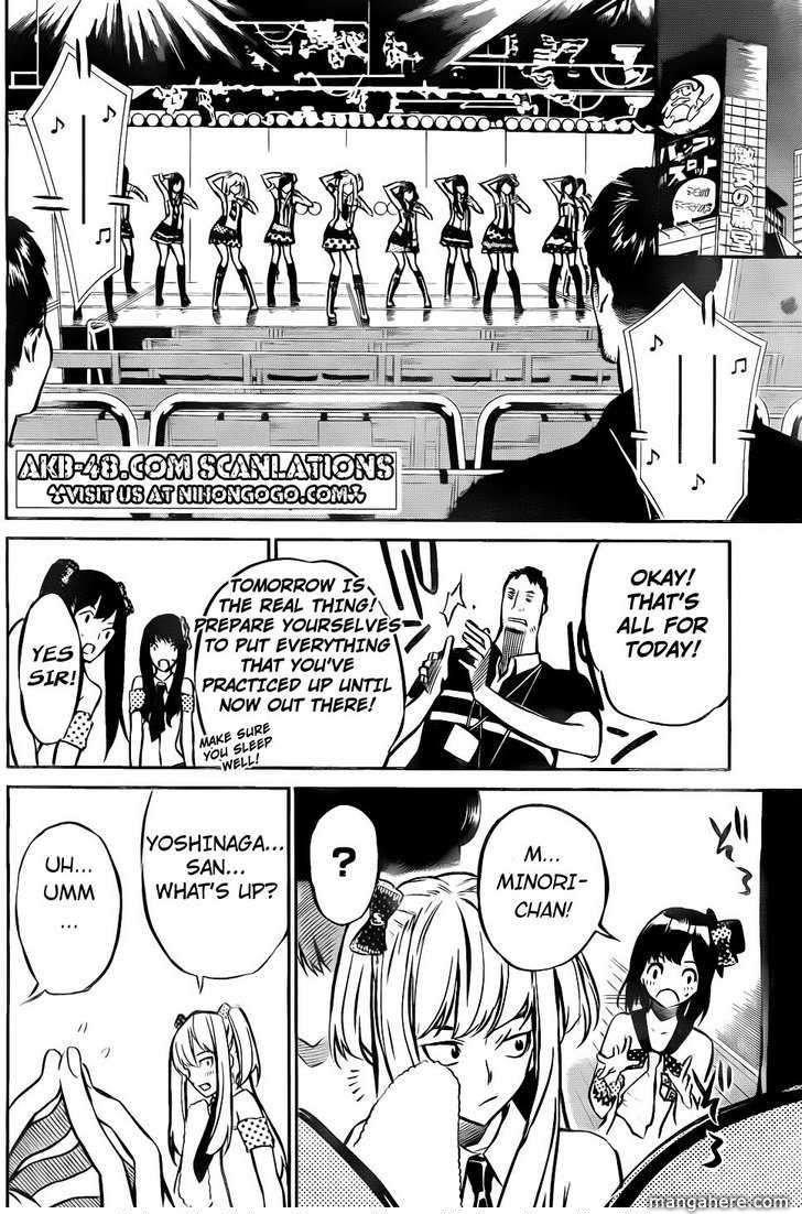 AKB49 Renai Kinshi Jourei 8 Page 2