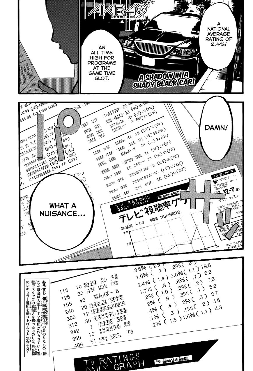 AKB49 Renai Kinshi Jourei 146 Page 2
