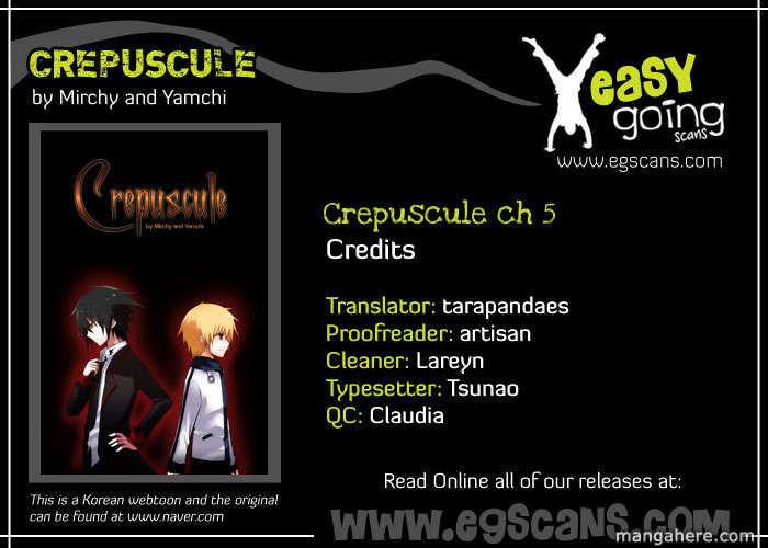 Crepuscule (Yamchi) 5 Page 1