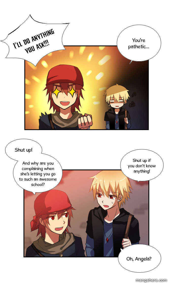 Crepuscule (Yamchi) 12 Page 4