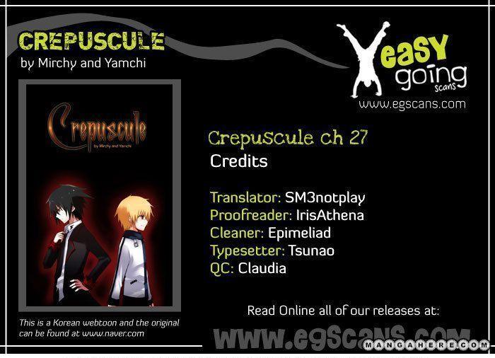 Crepuscule (Yamchi) 27 Page 1