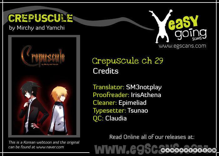 Crepuscule (Yamchi) 29 Page 1