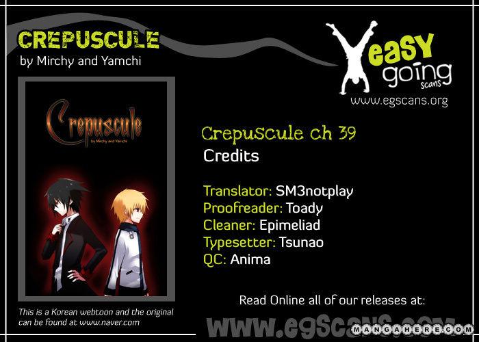 Crepuscule (Yamchi) 39 Page 1