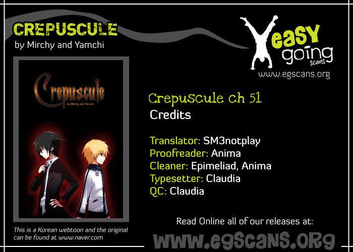 Crepuscule (Yamchi) 51 Page 1