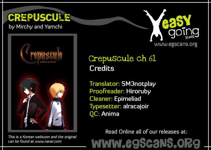Crepuscule (Yamchi) 61 Page 1