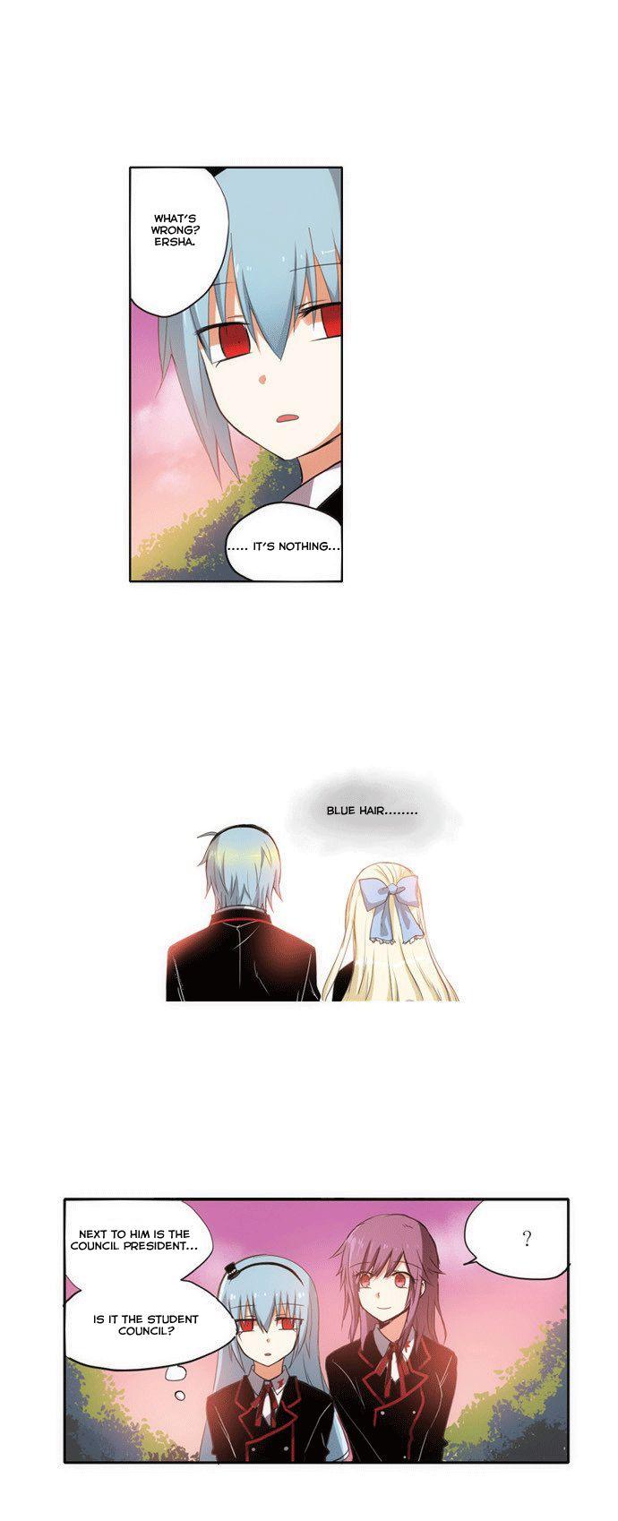Crepuscule (Yamchi) 69 Page 1