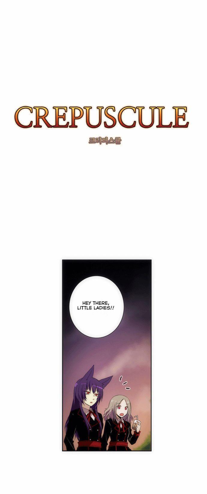 Crepuscule (Yamchi) 74 Page 1
