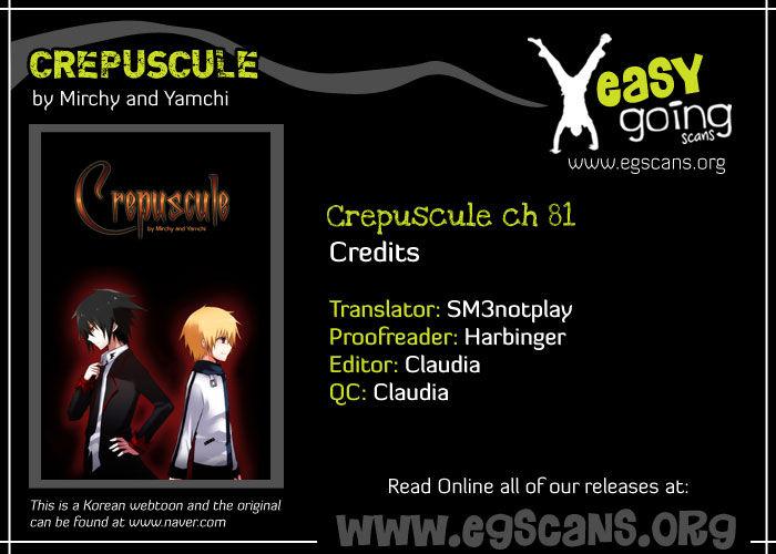Crepuscule (Yamchi) 81 Page 1