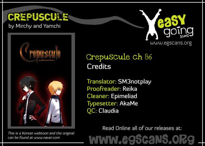 Crepuscule (Yamchi) 86 Page 1