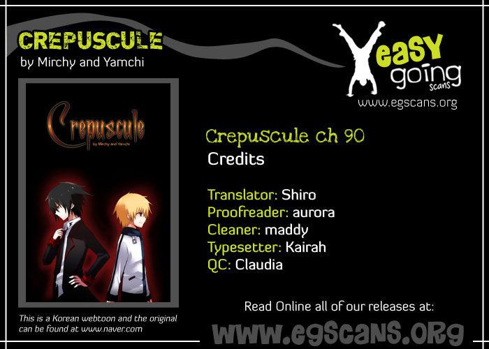 Crepuscule (Yamchi) 90 Page 1