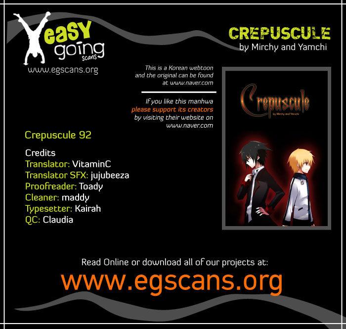 Crepuscule (Yamchi) 92 Page 1