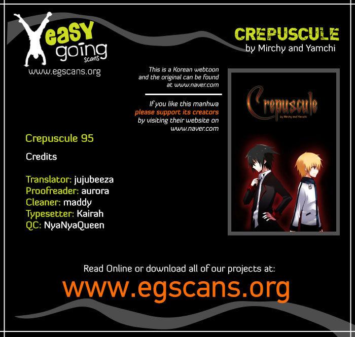 Crepuscule (Yamchi) 95 Page 1