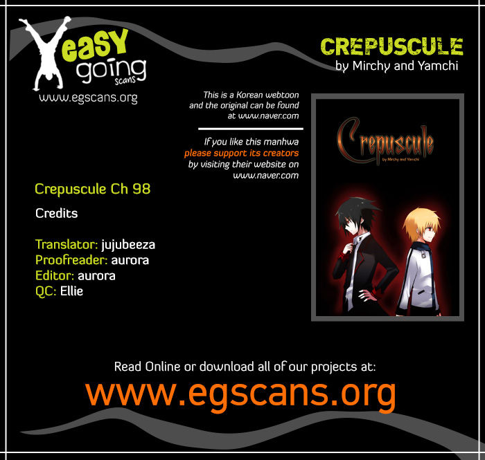 Crepuscule (Yamchi) 98 Page 1