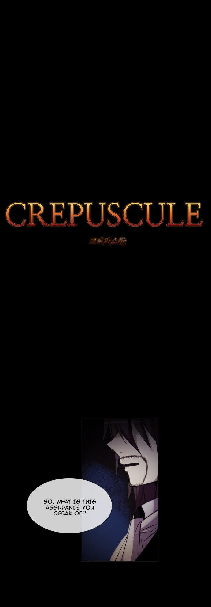 Crepuscule (Yamchi) 125 Page 1