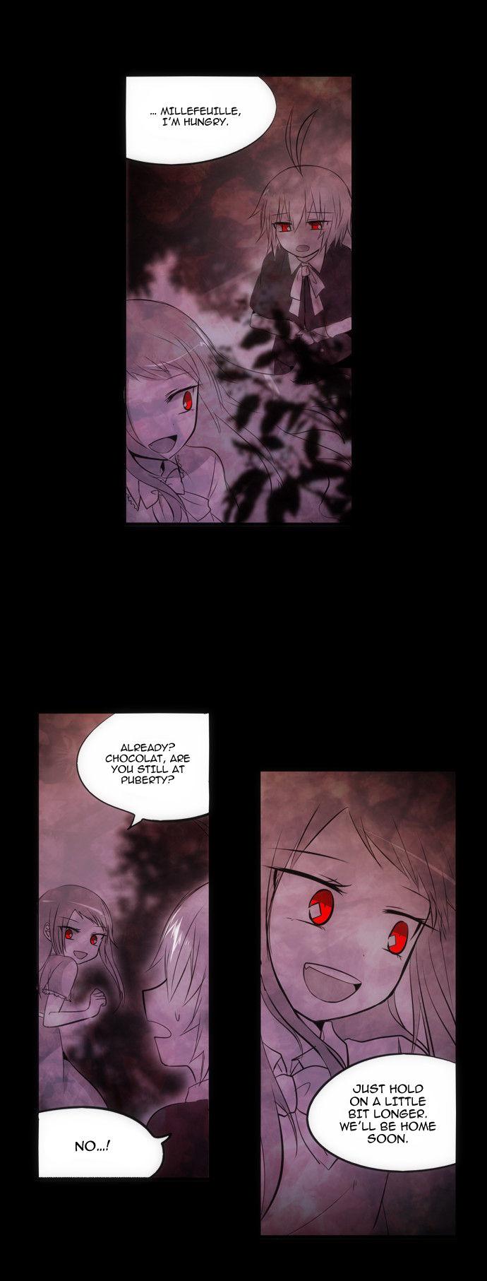 Crepuscule (Yamchi) 139 Page 1