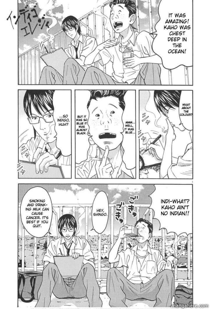 Happiness (Furuya Usamaru) 8 Page 2