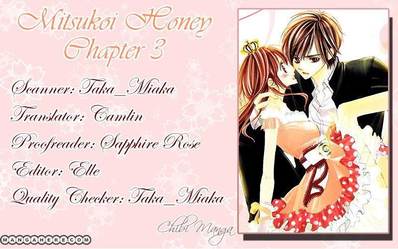 Mitsukoi Honey 3 Page 1