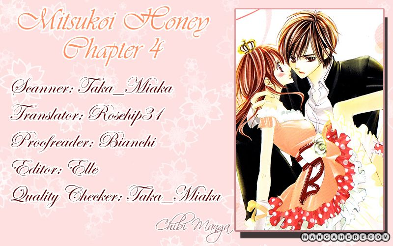Mitsukoi Honey 4 Page 1