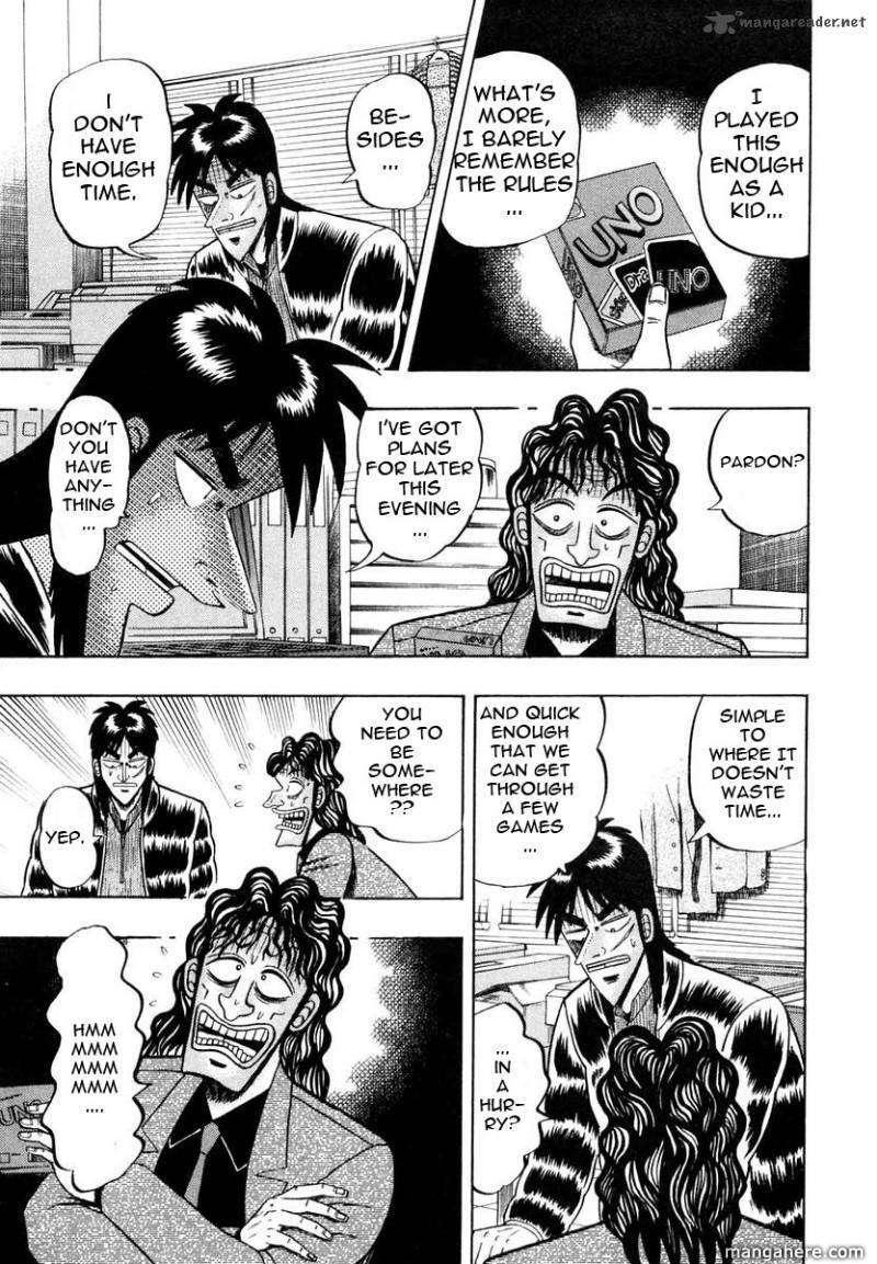Tobaku Datenroku Kaiji 8 Page 3