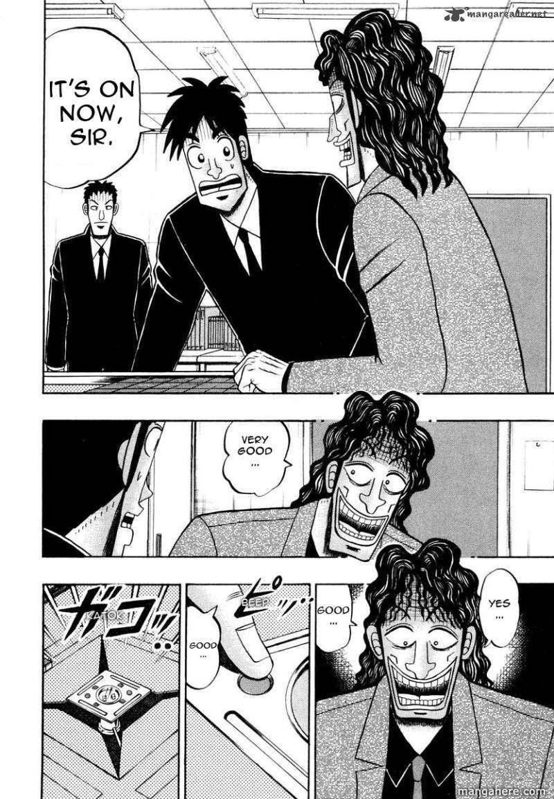 Tobaku Datenroku Kaiji 9 Page 2