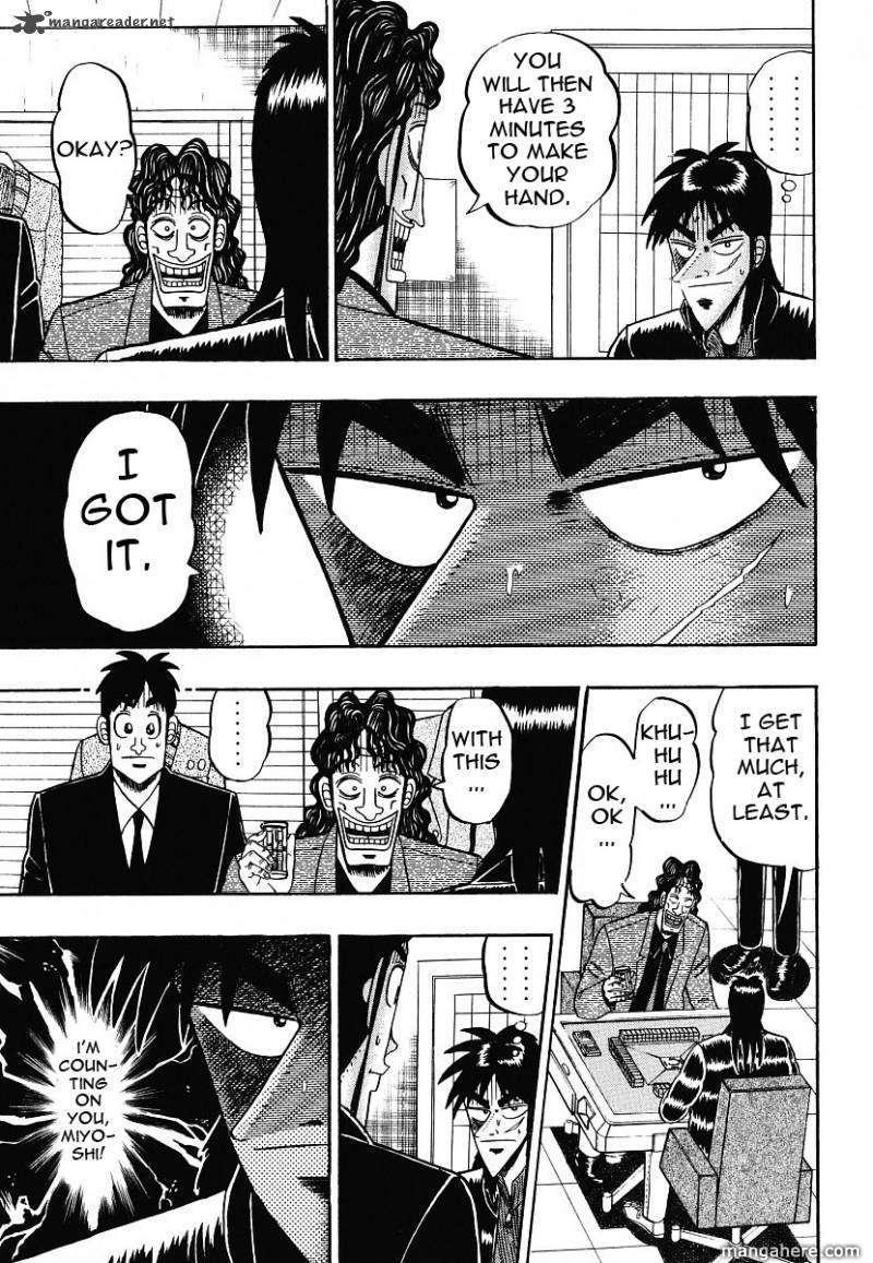 Tobaku Datenroku Kaiji 13 Page 3