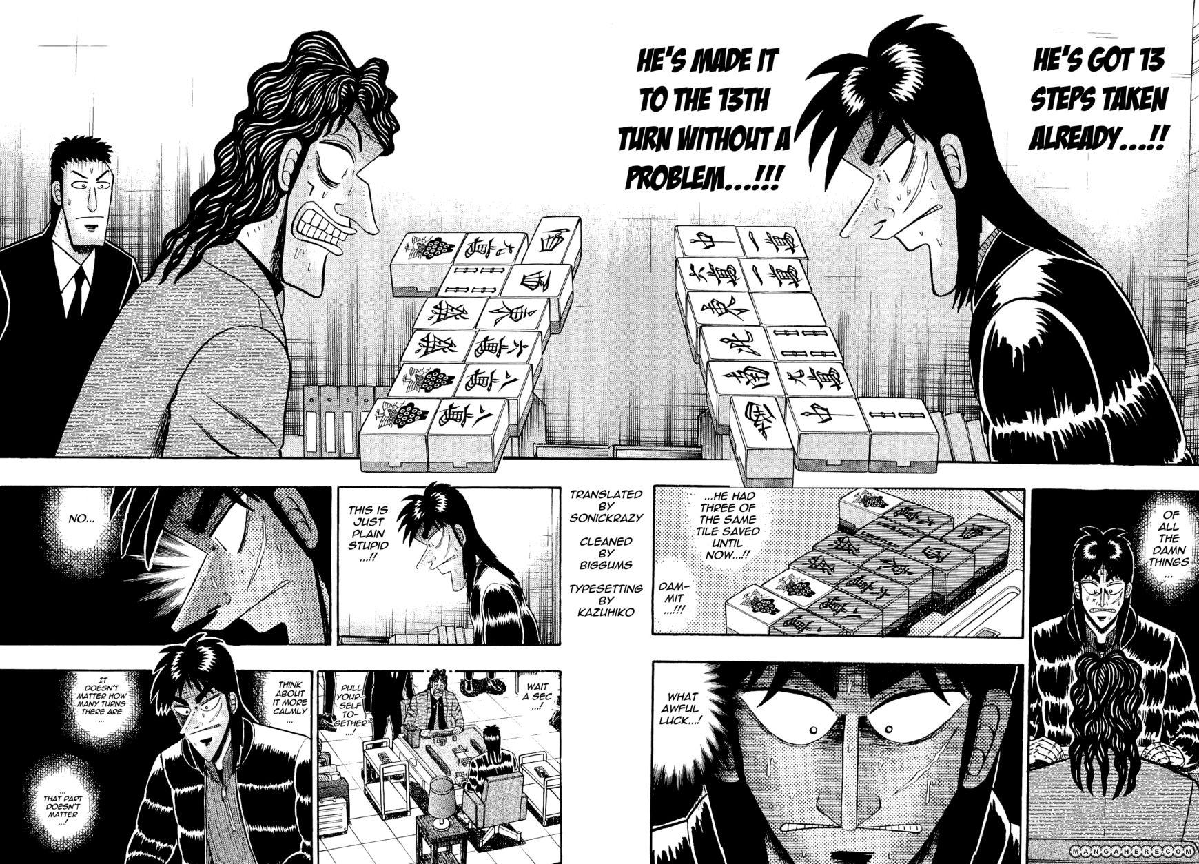 Tobaku Datenroku Kaiji 31 Page 2