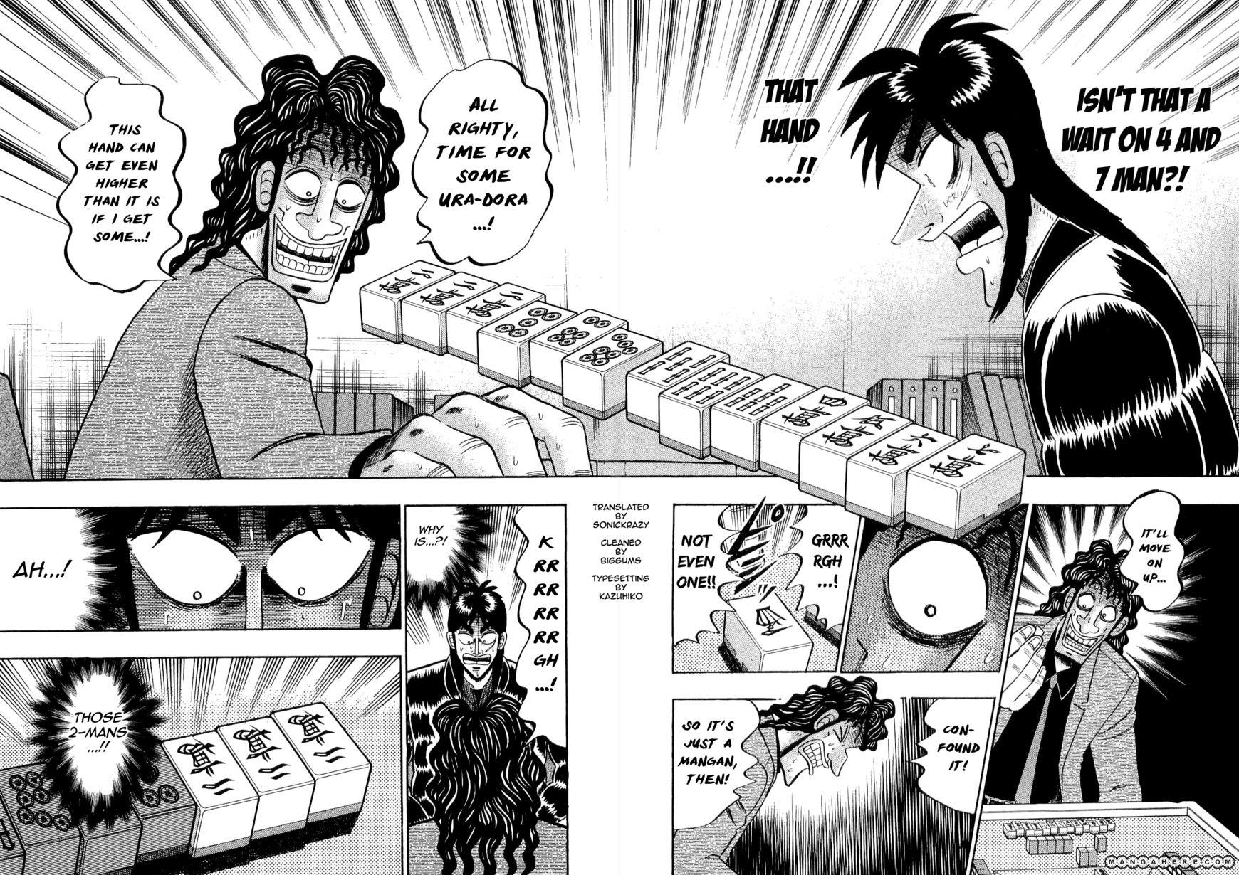 Tobaku Datenroku Kaiji 32 Page 2