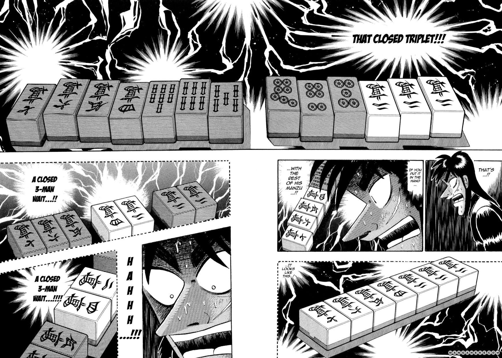 Tobaku Datenroku Kaiji 32 Page 3