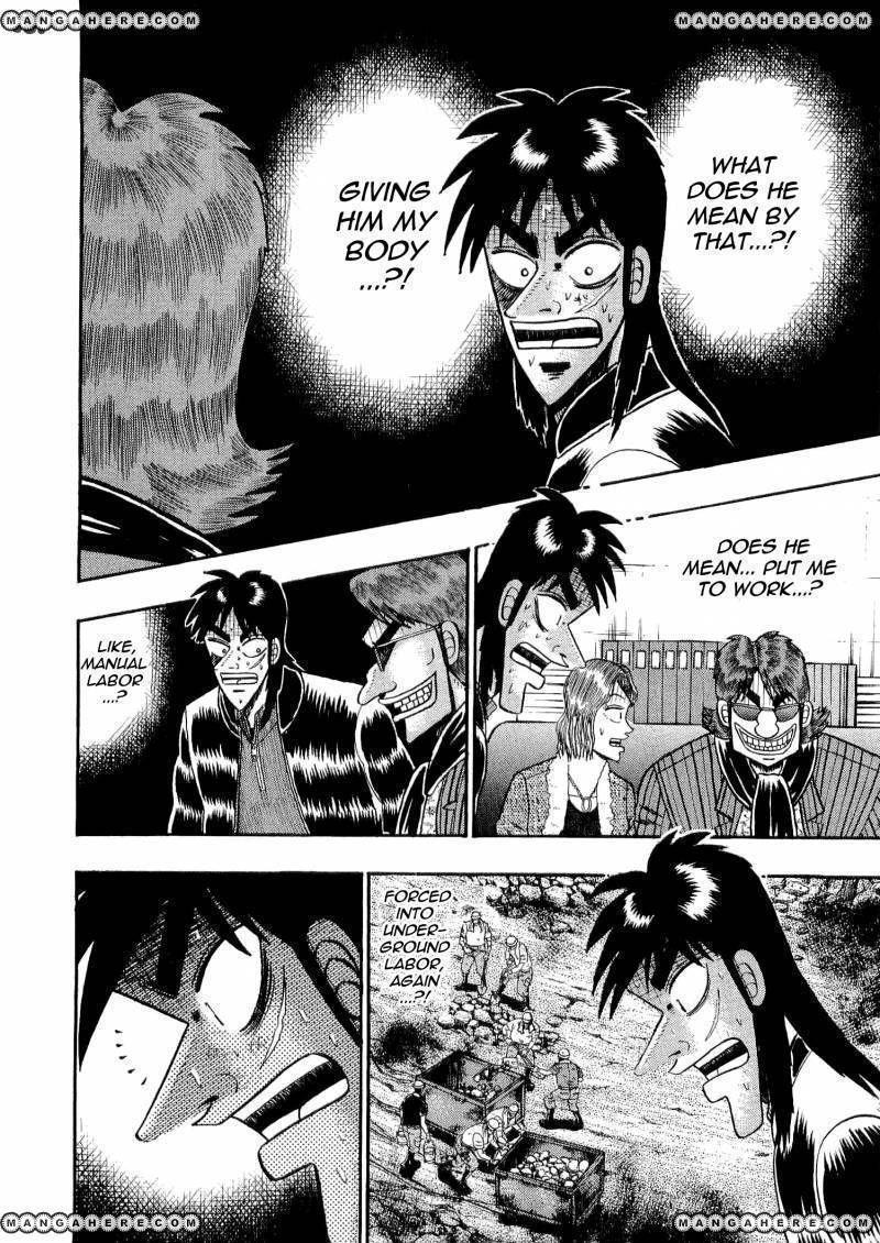 Tobaku Datenroku Kaiji 34 Page 2