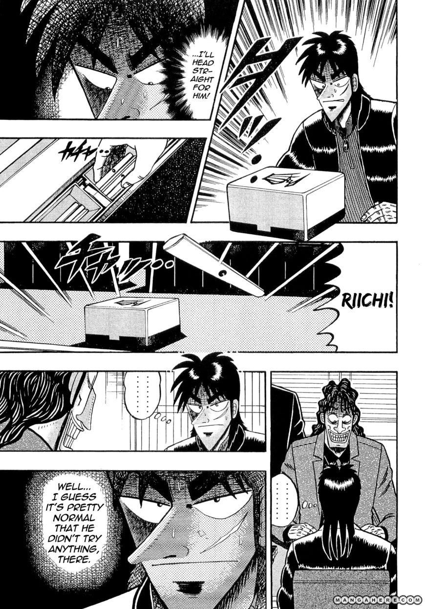 Tobaku Datenroku Kaiji 36 Page 4
