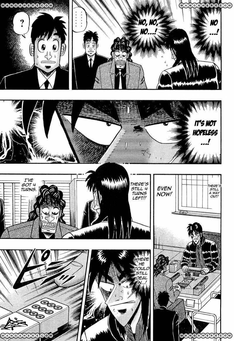 Tobaku Datenroku Kaiji 38 Page 3