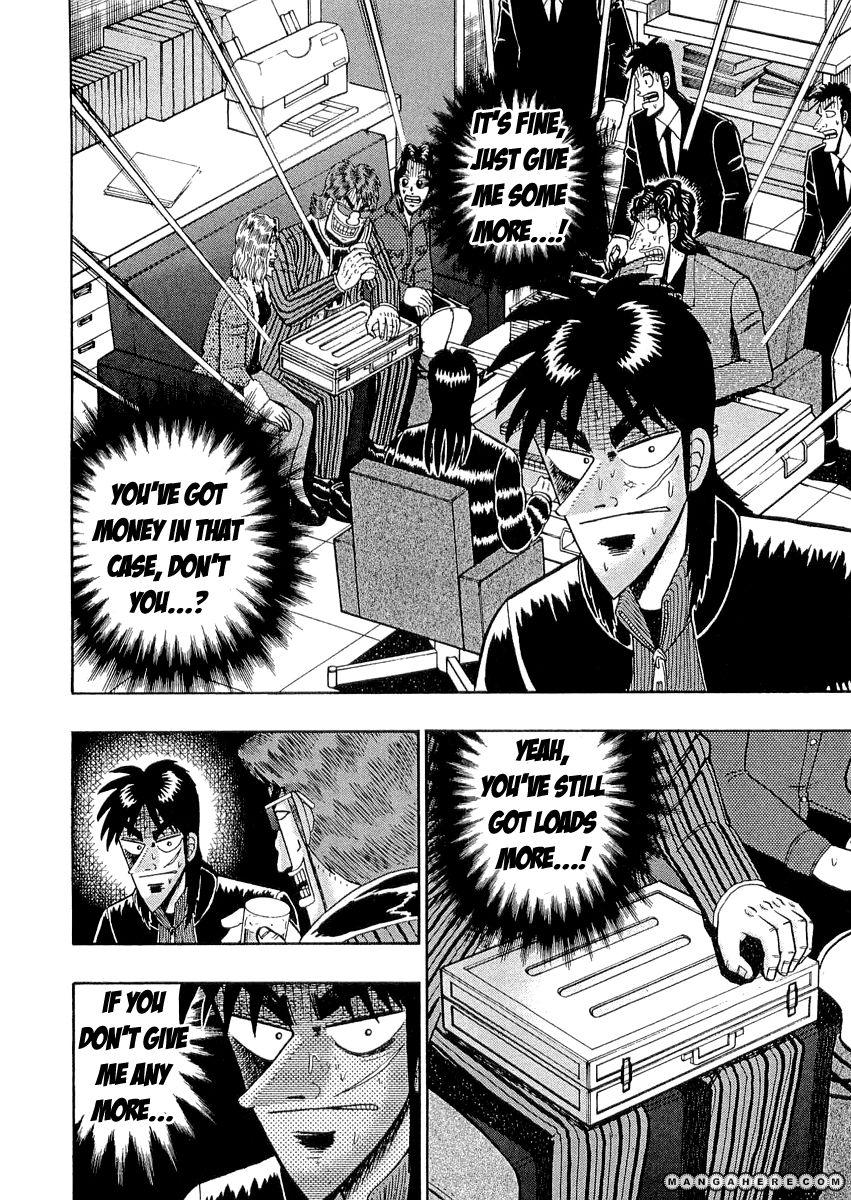 Tobaku Datenroku Kaiji 40 Page 2