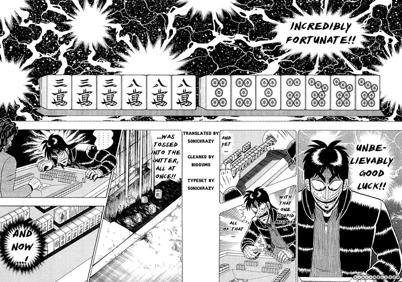 Tobaku Datenroku Kaiji 46 Page 3