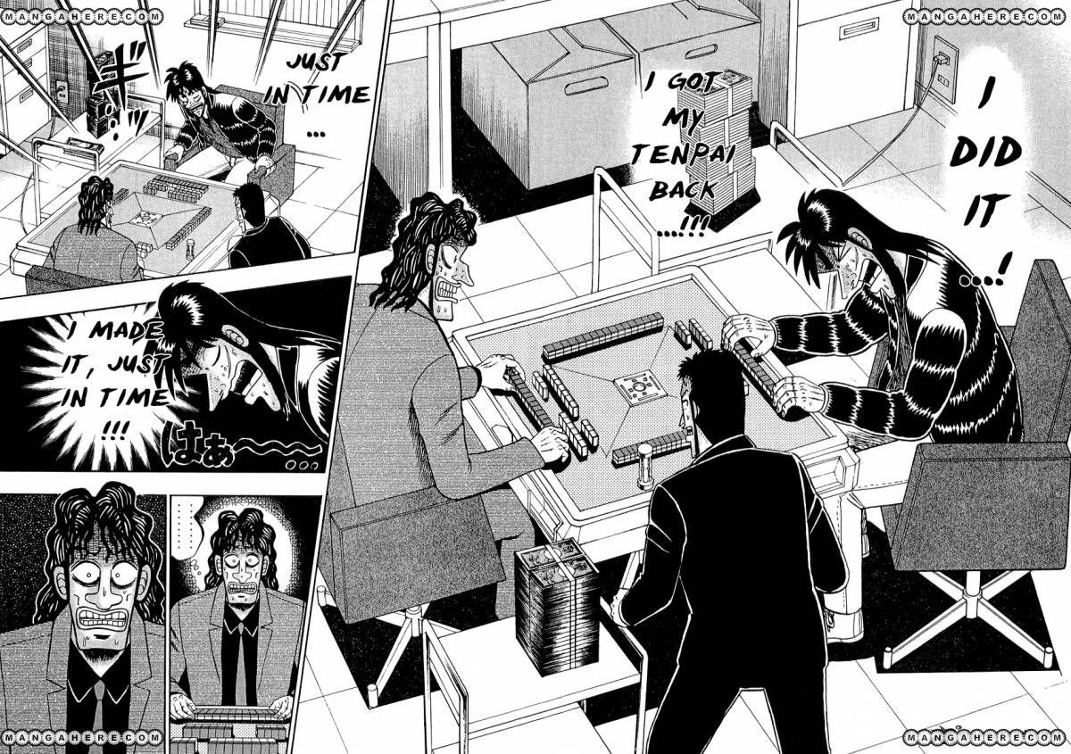 Tobaku Datenroku Kaiji 48 Page 1