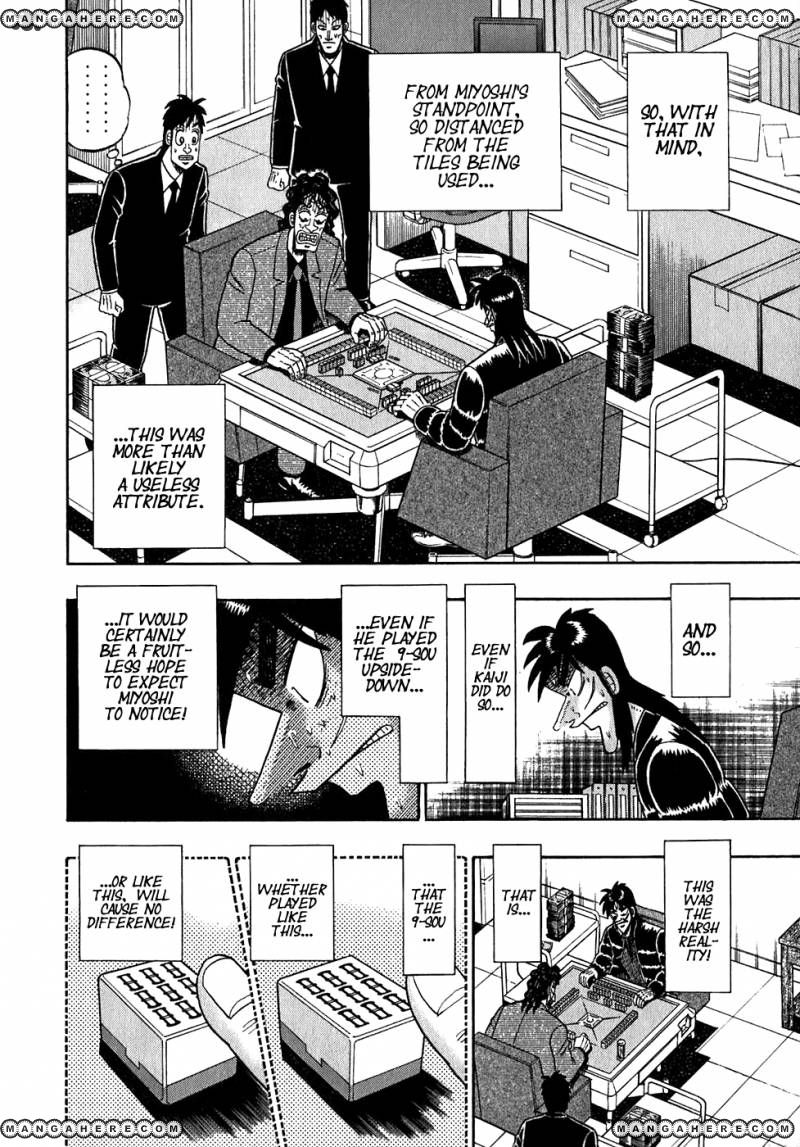 Tobaku Datenroku Kaiji 50 Page 1