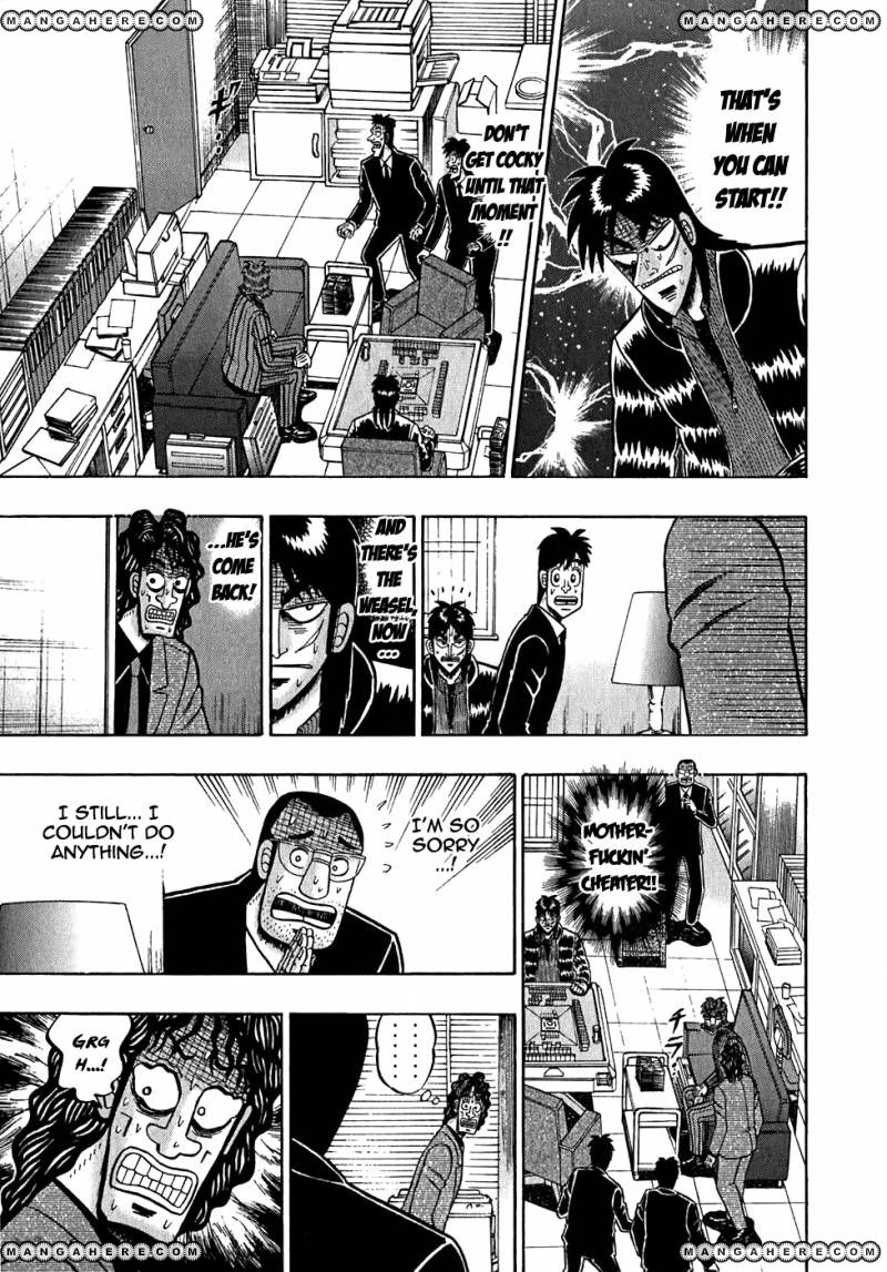 Tobaku Datenroku Kaiji 55 Page 2