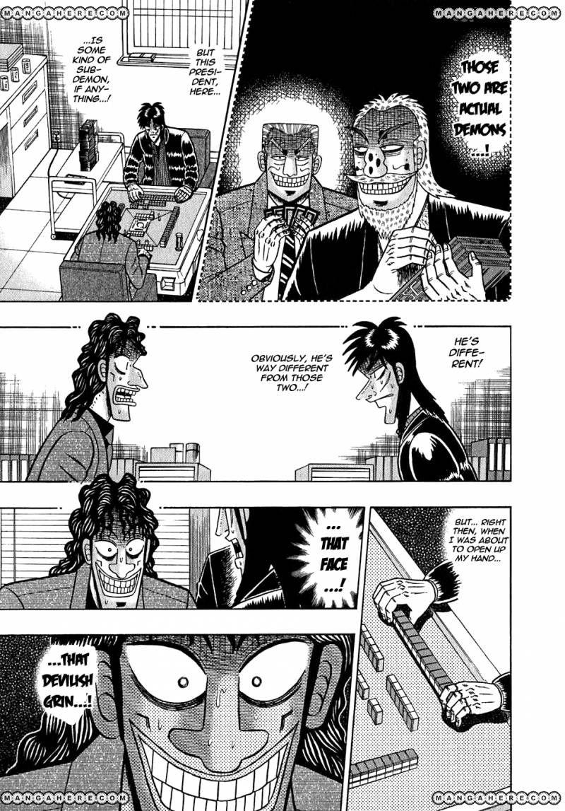 Tobaku Datenroku Kaiji 56 Page 2