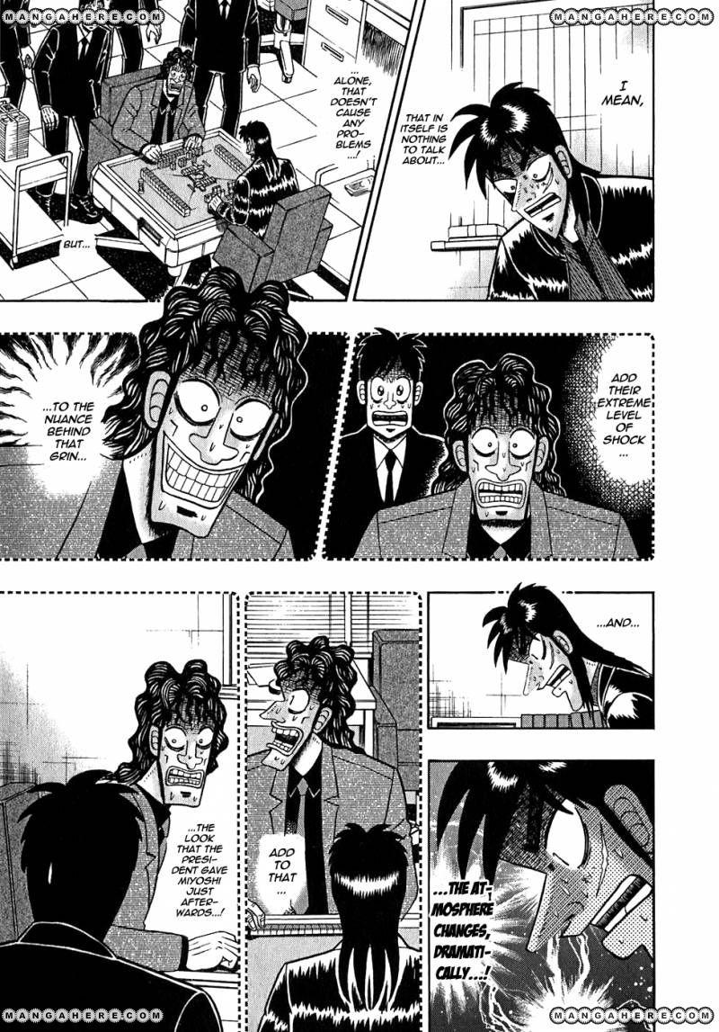 Tobaku Datenroku Kaiji 57 Page 3