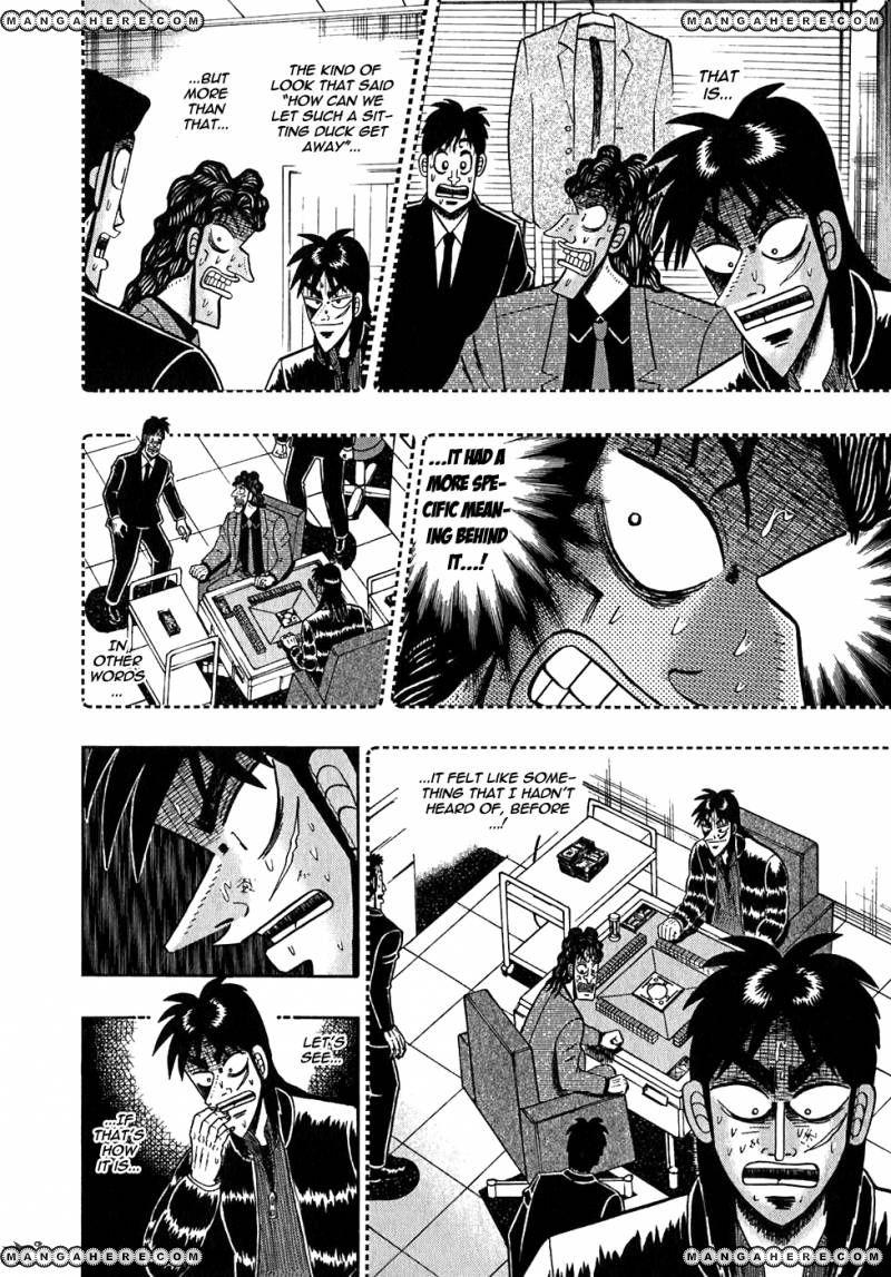 Tobaku Datenroku Kaiji 57 Page 4