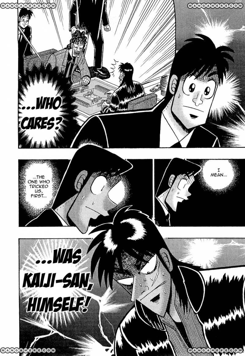 Tobaku Datenroku Kaiji 65 Page 1