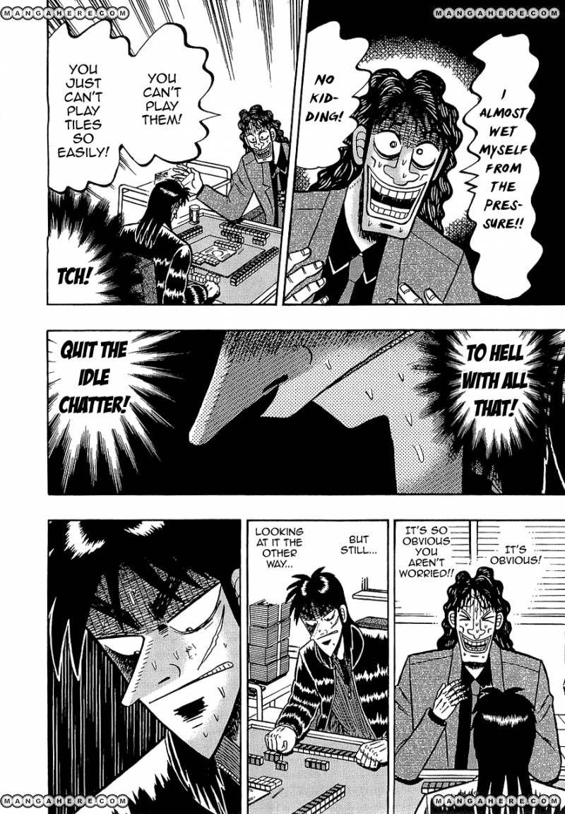 Tobaku Datenroku Kaiji 66 Page 3