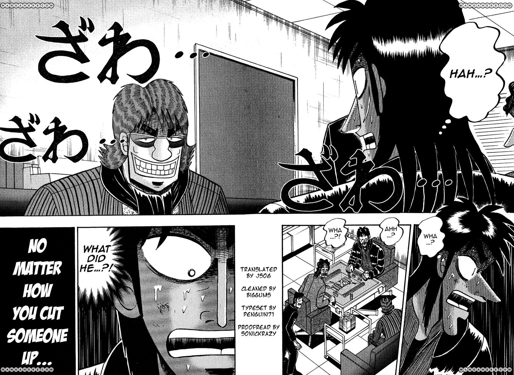Tobaku Datenroku Kaiji 71 Page 2