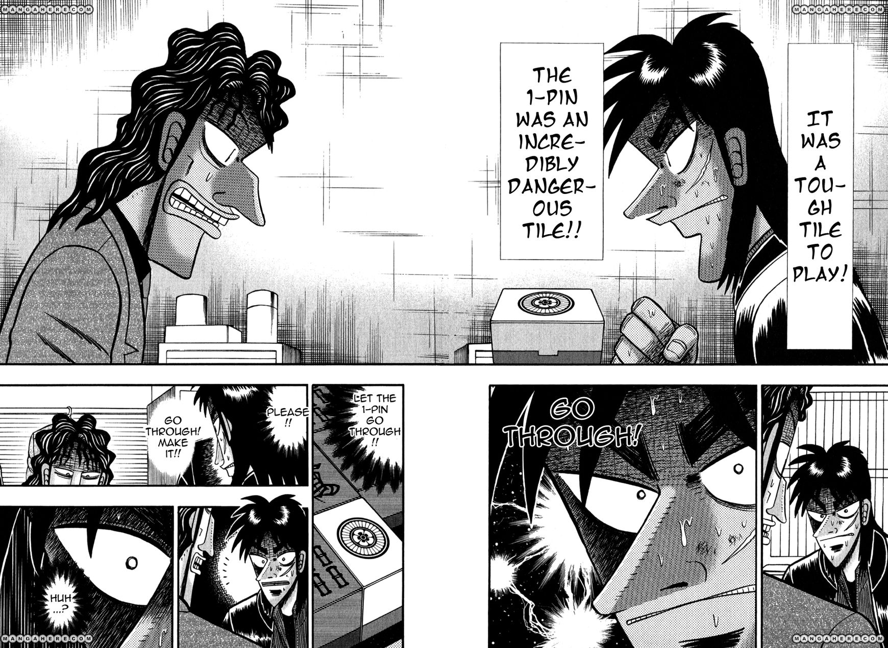 Tobaku Datenroku Kaiji 77 Page 2