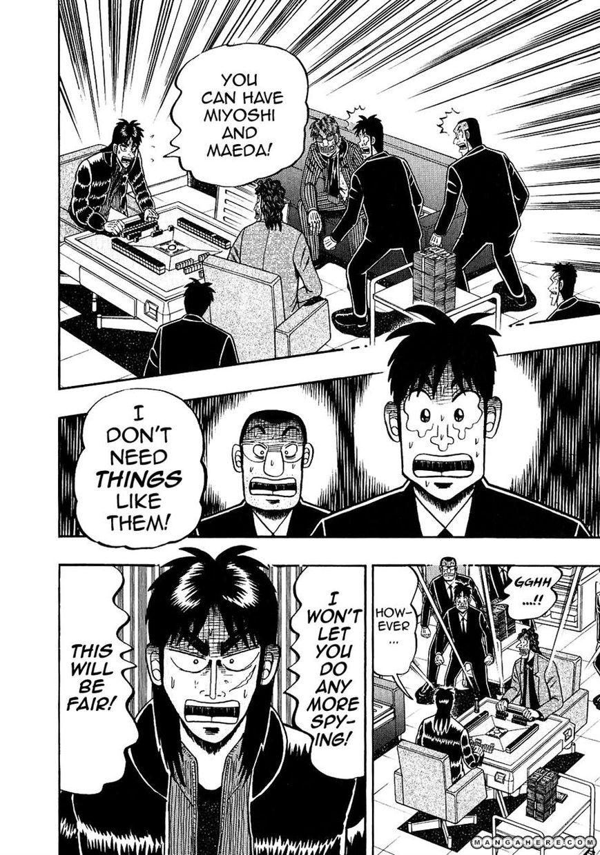 Tobaku Datenroku Kaiji 91 Page 4