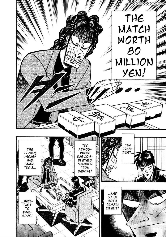Tobaku Datenroku Kaiji 92 Page 2