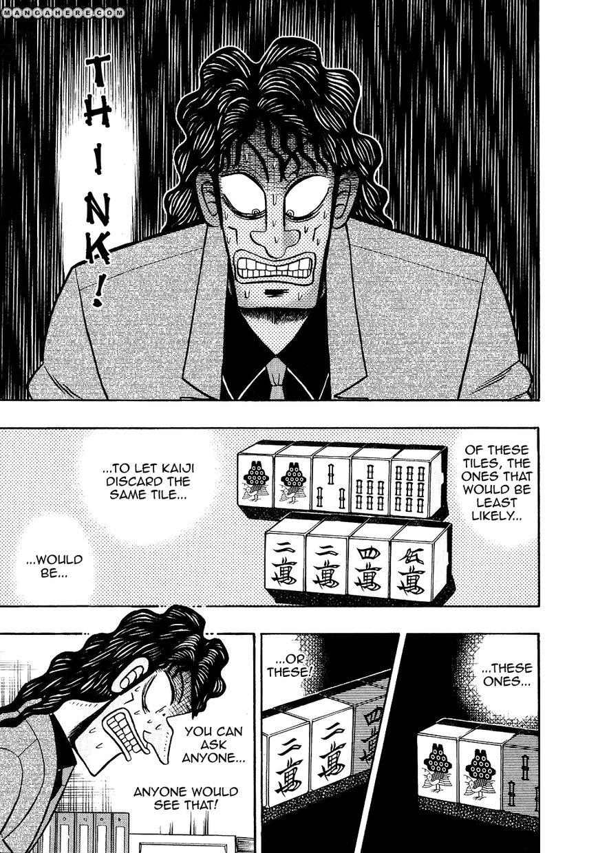 Tobaku Datenroku Kaiji 93 Page 3