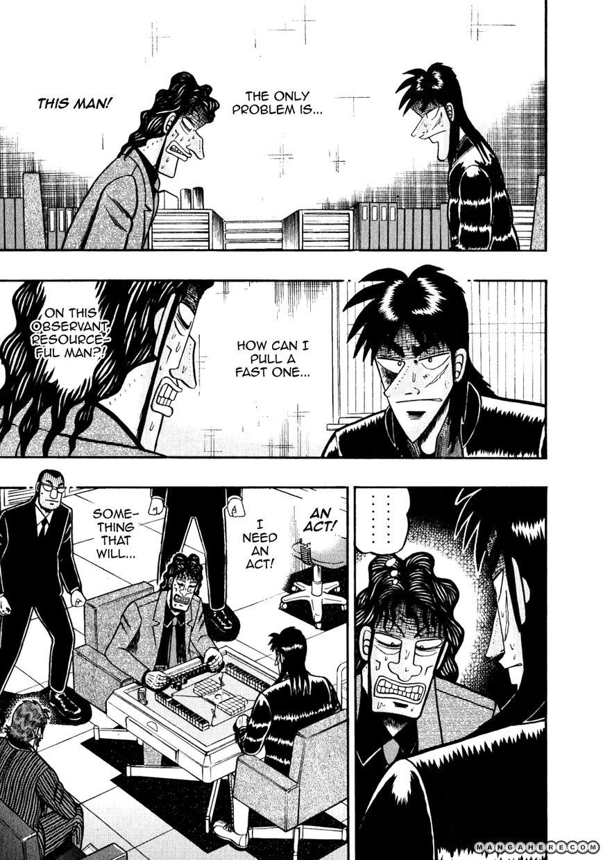 Tobaku Datenroku Kaiji 103 Page 3