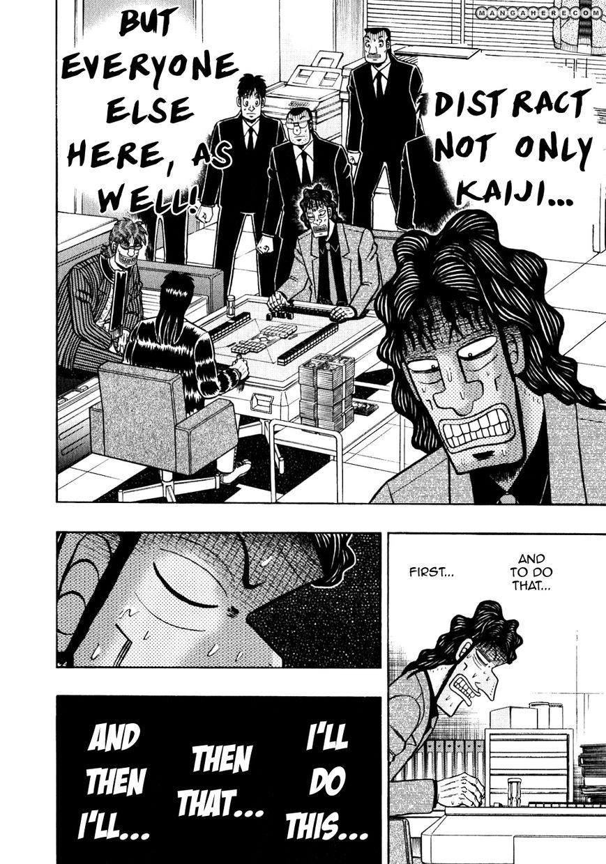 Tobaku Datenroku Kaiji 103 Page 4